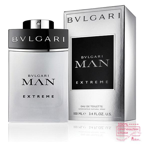 Bvlgari Man Extreme EDT - тоалетна вода за мъже
