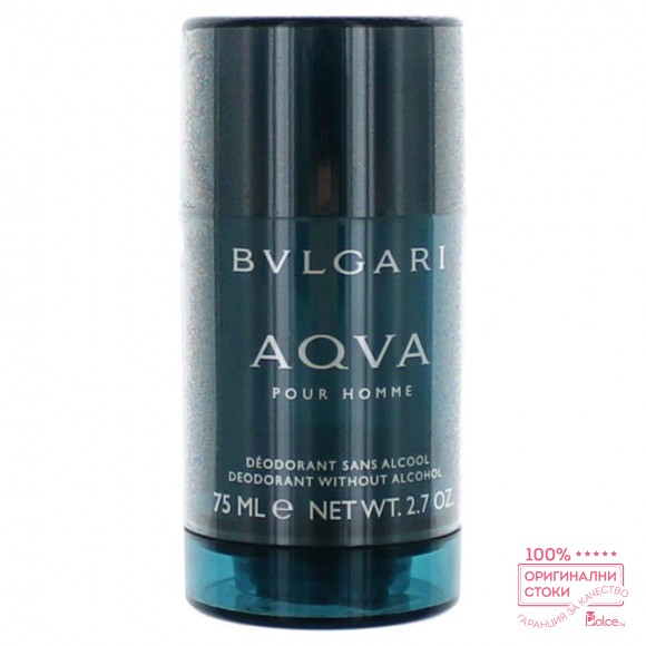 Bvlgari Aqva стик за мъже