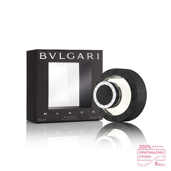 Bvlgari Black EDT - унисекс тоалетна вода