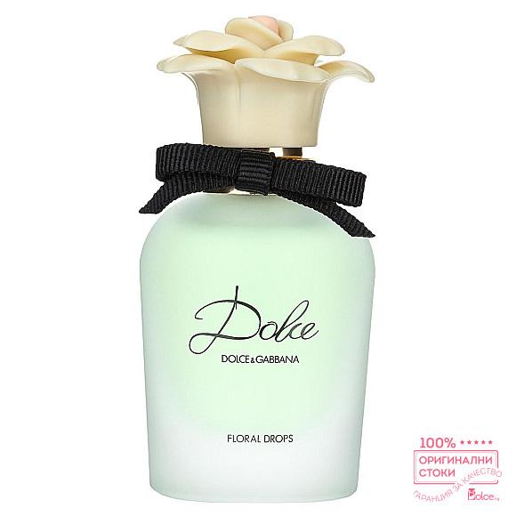 Dolce & Gabbana Dolce Floral Drops EDT - тоалетна вода за жени без опаковка