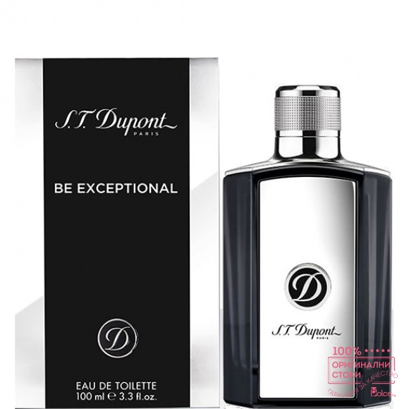 Dupont Be Exceptional EDT - тоалетна вода за мъже