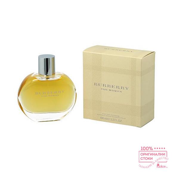 Burberry Women EDP - дамски парфюм