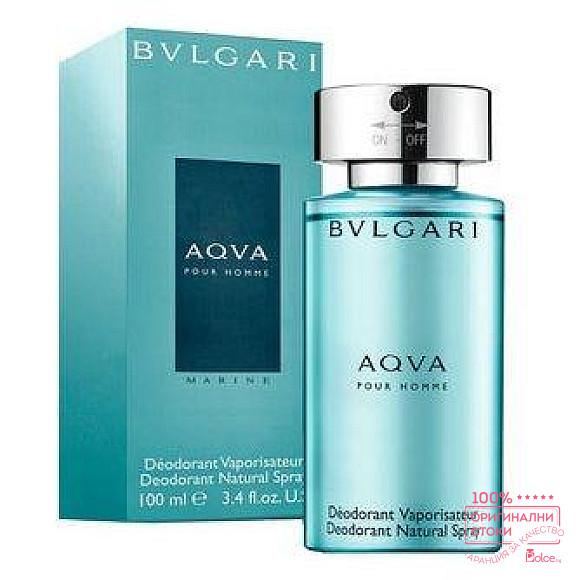 Bvlgari Aqva Marine дезодорант спрей за мъже