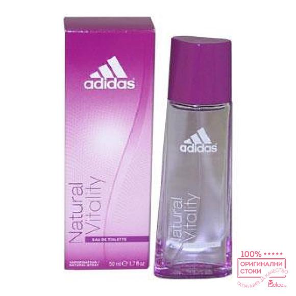 Adidas Natural Vitality EDT - тоалетна вода за жени