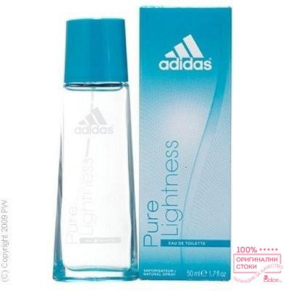 Adidas Pure Lightness EDT - тоалетна вода за жени