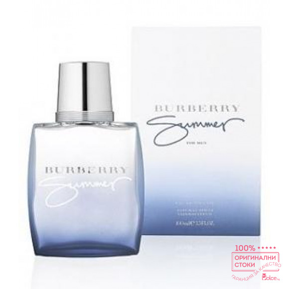 Burberry Summer 2009 Eau De Toilette 100 ml за мъже
