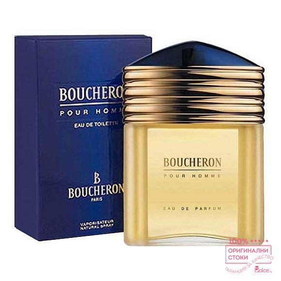 Boucheron Pour Homme EDT - тоалетна вода за мъже