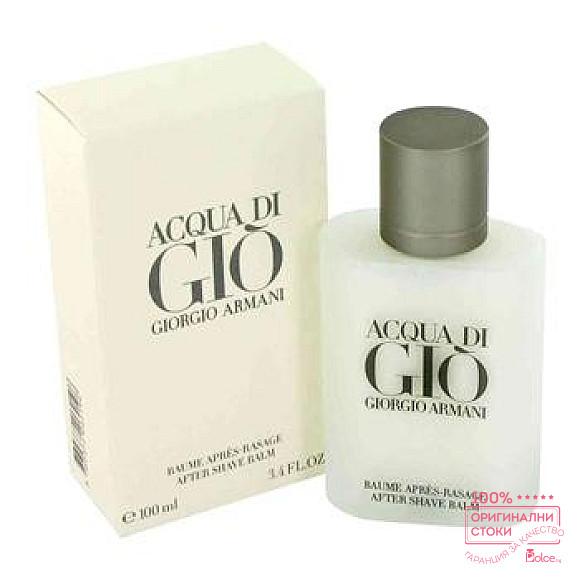 Armani Acqua di Gio афтършейв за мъже