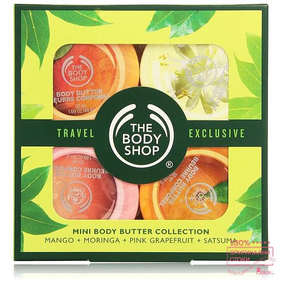 Body Shop Mini Body Butter Collection Set Подаръчен комплект Козметика