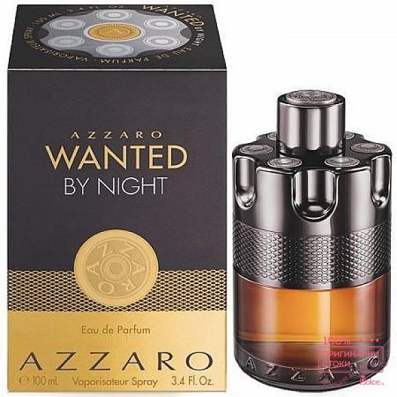 Azzaro Wanted By Night EDP - мъжки парфюм