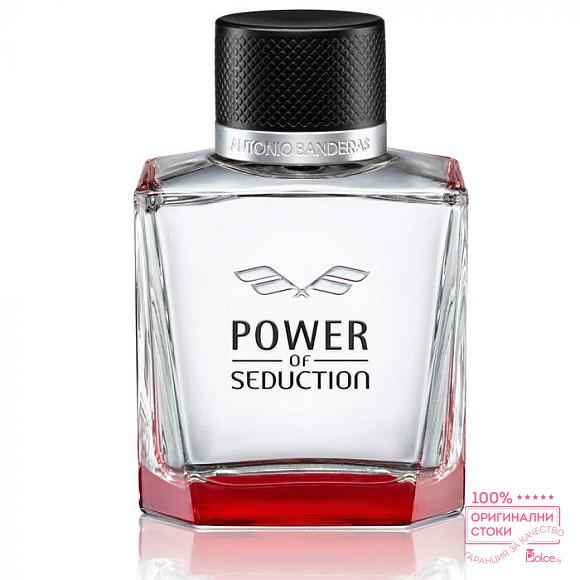 Antonio Banderas Power of Seduction Парфюм за мъже без опаковка EDT