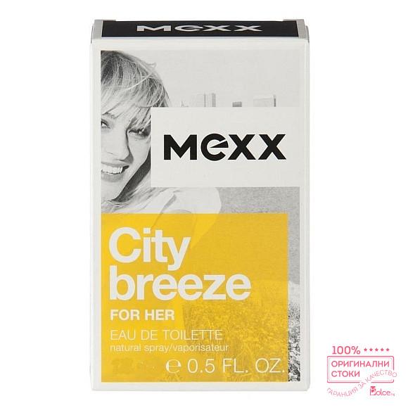 Mexx City Breeze Парфюм за жени EDT