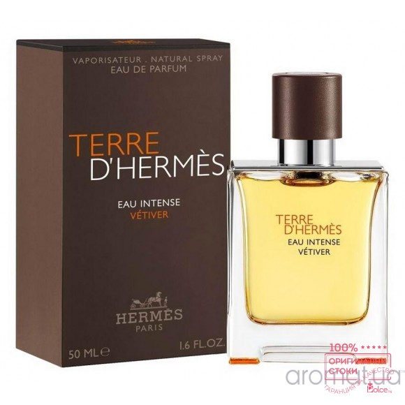 Hermes Terre d`Hermes Eau Intense Vetiver EDP - мъжки парфюм