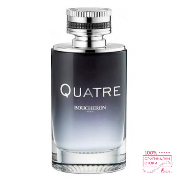 Boucheron Quatre Absolu De Nuit Pour Homme EDP - мъжки парфюм без опаковка