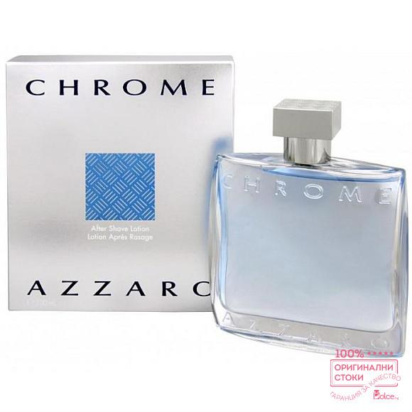 Azzaro Chrome - афтършейв за мъже