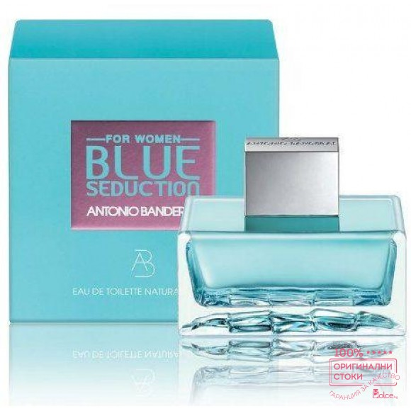 Antonio Banderas Blue Seduction парфюм за жени EDT