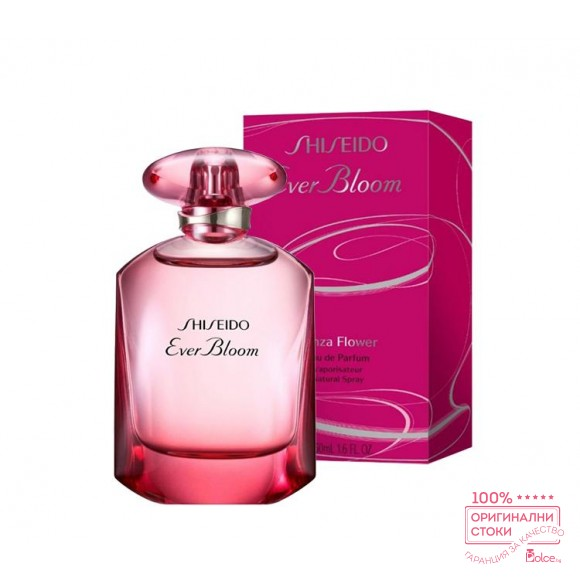 Shiseido Ever Bloom Ginza Flower EDP - дамски парфюм