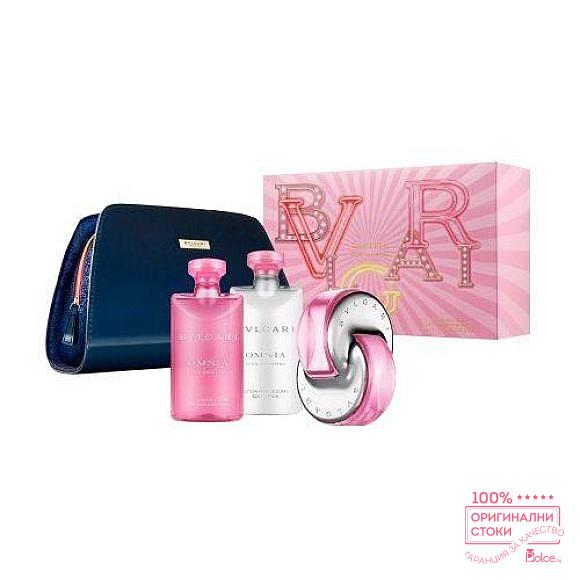 Bvlgari Omnia Pink Sapphire - подаръчен комплект за жени