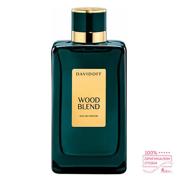 Davidoff Wood Blend EDP - унисекс парфюм без опаковка