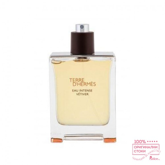 Hermes Terre d`Hermes Eau Intense Vetiver EDP - мъжки парфюм без опаковка