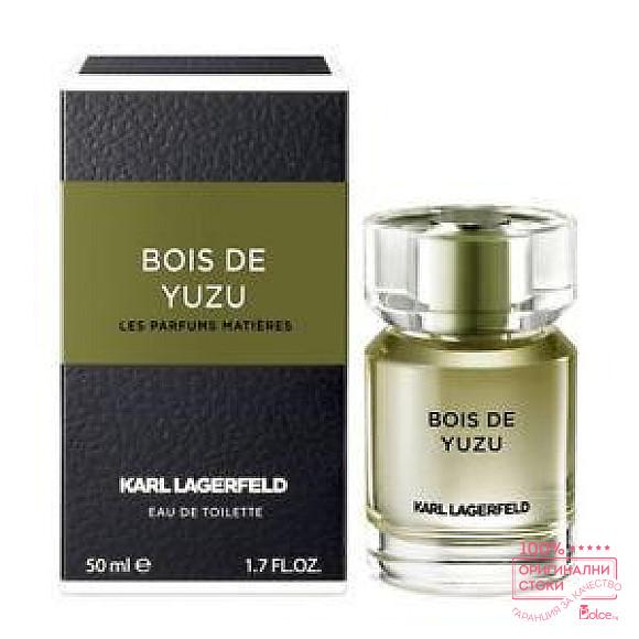 Karl Lagerfeld Bois de Yuzu Парфюм за мъже EDT