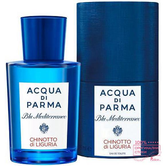Acqua di Parma Blu Mediterraneo Chinotto Di Liguria Унисекс парфюм EDT