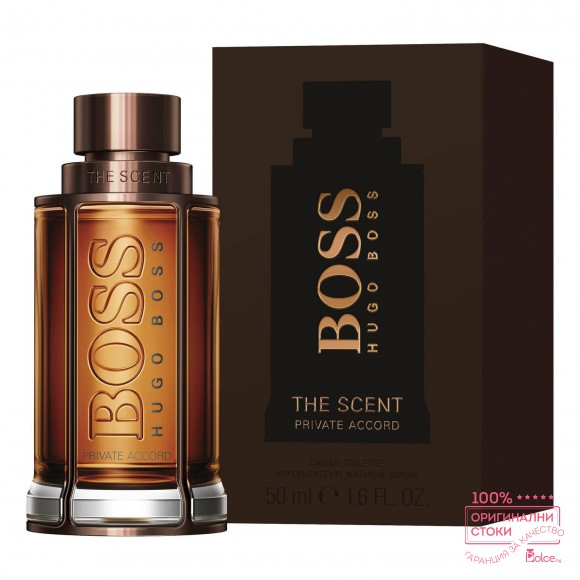 Hugo Boss The Scent Private Accord EDT - тоалетна вода за мъже