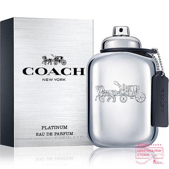 Coach Platinum Парфюм за мъже EDP