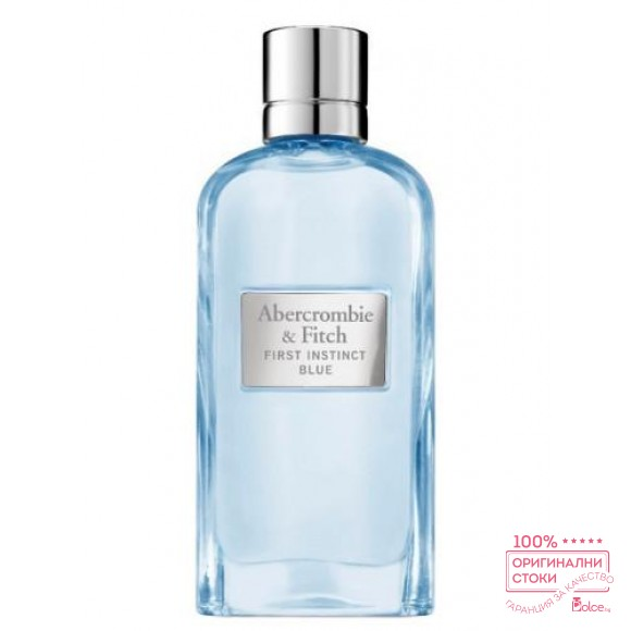 Abercrombie & Fitch First Instinct Blue EDP - дамски парфюм без опаковка