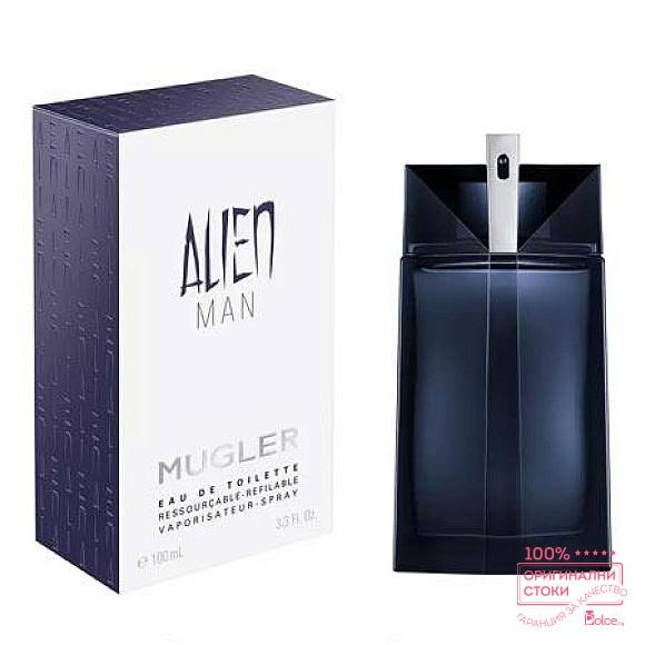 Thierry Mugler Alien Man EDT - тоалетна вода за мъже
