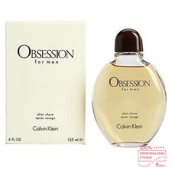 Calvin Klein Obsession Афтършейв за мъже