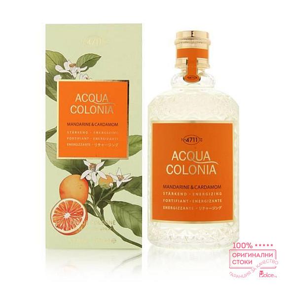 4711 Acqua Colonia Mandarine & Cardamom Унисекс парфюм EDC