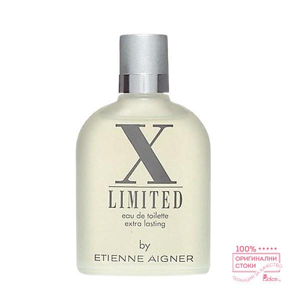 Aigner X Limited EDT - унисекс тоалетна вода без опаковка