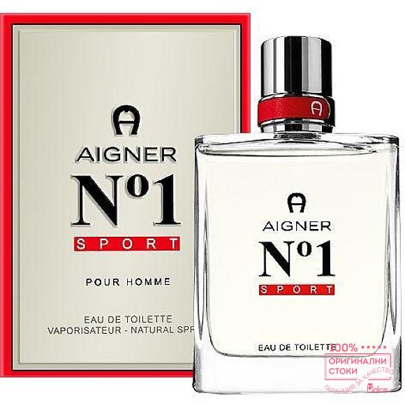 Aigner No 1 Sport EDT - тоалетна вода за мъже
