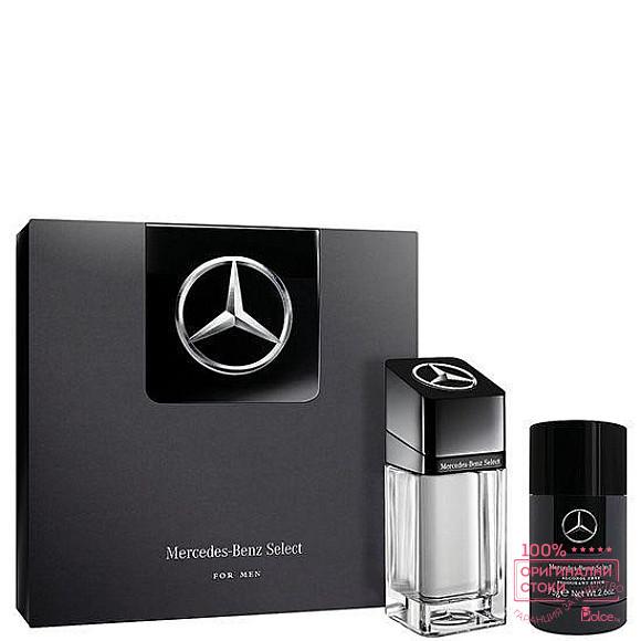 Mercedes Benz Select Подаръчен комплект за мъже
