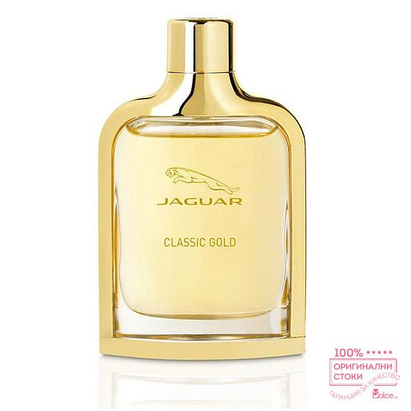 Jaguar Classic Gold Парфюм за мъже без опаковка EDT