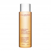 clarins extra-comfort toning lotion with aloe vera нежен тоник за лице с алое вера без опаковка