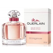 guerlain mon guerlain bloom of rose парфюм за жени edt