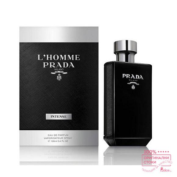 Prada L`Homme Intense парфюм за мъже EDP