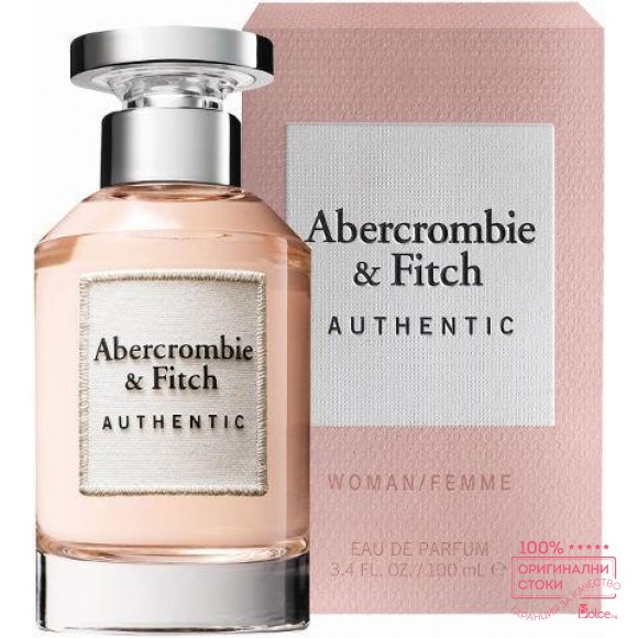 Abercrombie & Fitch Authentic Парфюм за жени EDP