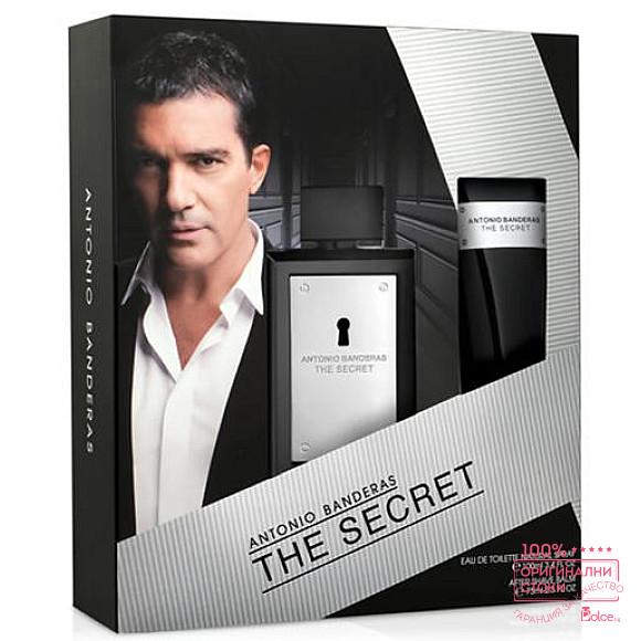 Antonio Banderas The Secret - подаръчен комплект за мъже
