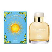 dolce  gabbane light blue sun парфюм за мъже edt