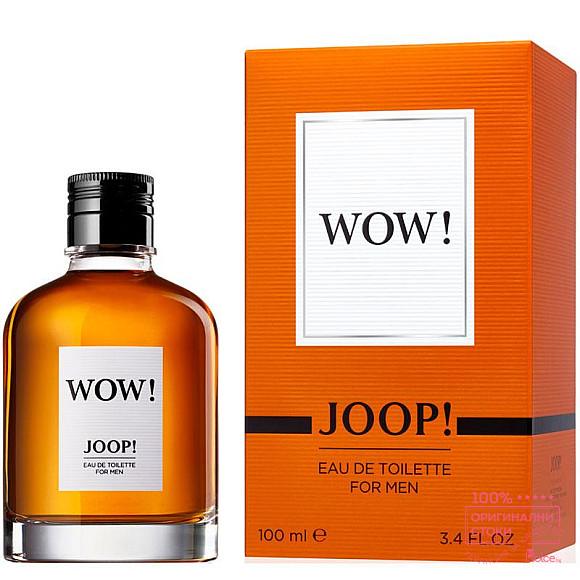 Joop! Wow EDT - тоалетна вода за мъже
