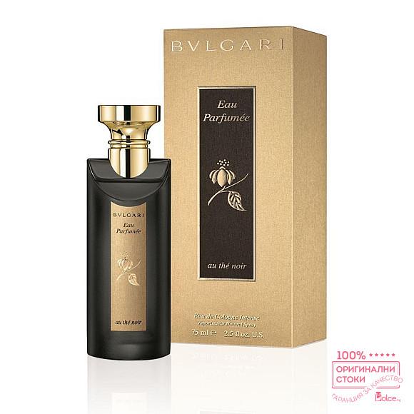 Bvlgari Eau Parfumee au The Noir Унисекс парфюм EDC