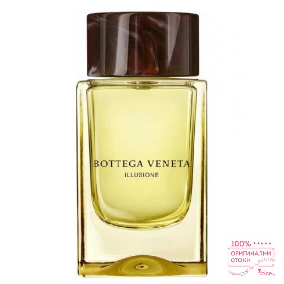 Bottega Veneta Illusione Парфюм за мъже без опаковка EDT
