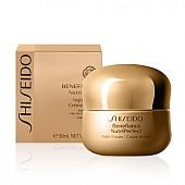shiseido benefiance nutriperfect night cream нощен крем за зряла кожа