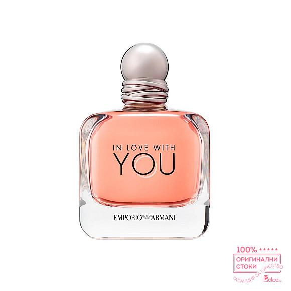 Giorgio Armani In Love With You Парфюм за жени без опаковка EDP