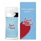 dolce amp; gabbana light blue love is love парфюм за жени edt