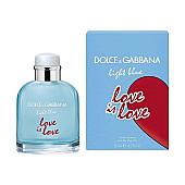 dolce  gabbana light blue love is love парфюм за мъже edt
