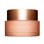 Clarins Extra-Firming Jour Дневен лифтинг крем против бръчки за суха кожа без опаковка